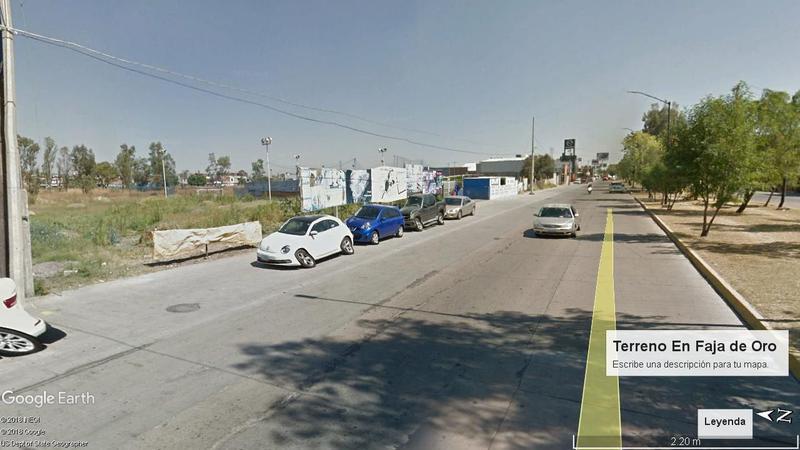 Foto Terreno en Venta en  Salamanca ,  Guanajuato  Terreno Comercial en Salamanca, Gto, Faja de Oro