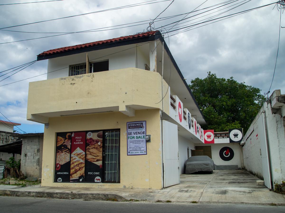 Foto Edificio Comercial en Venta en  10 de Abril,  Cozumel  Edificio Julio, 10 de  Abril