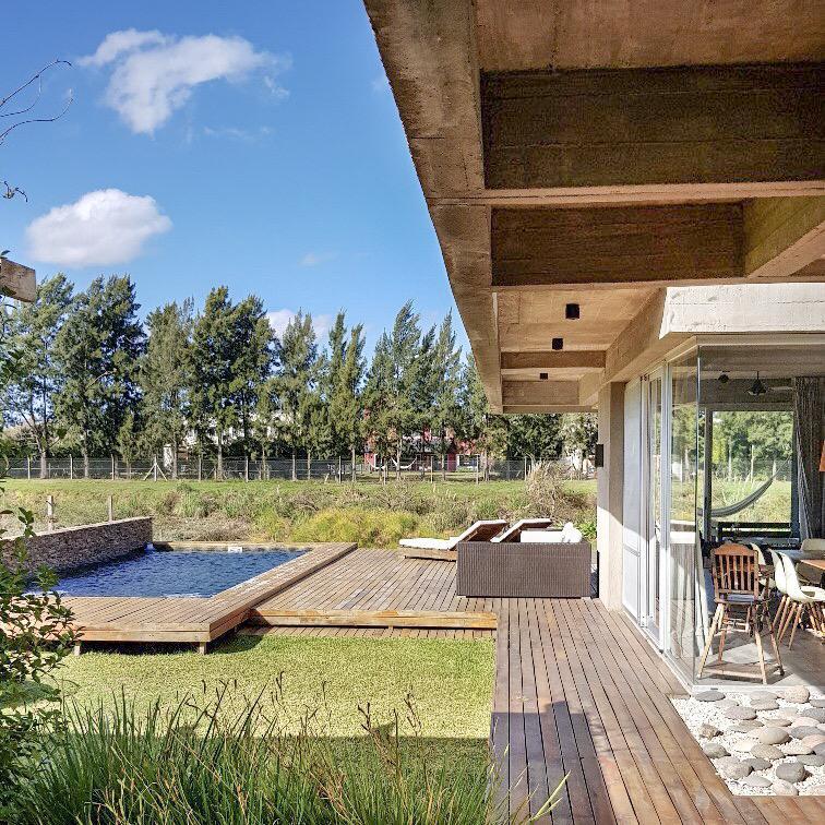 Foto Casa en Alquiler en  San Benito,  Villanueva  SAN BENITO TIGRE