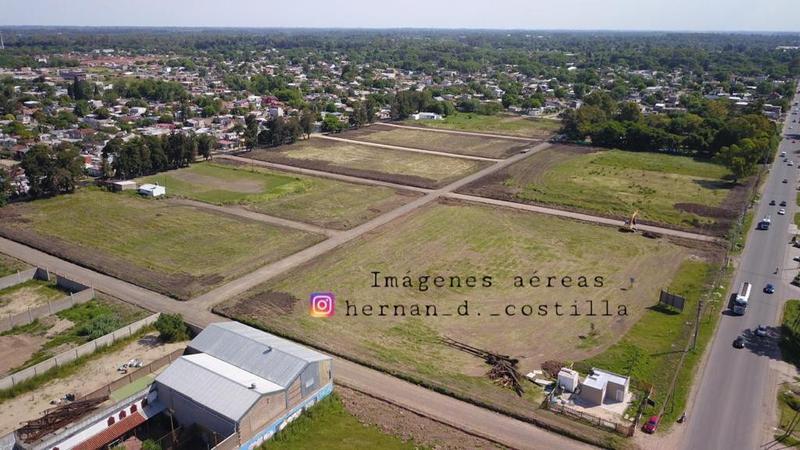 Foto Terreno en Venta en  Burzaco,  Almirante Brown  Av. Monteverde (Ruta 4)  y Figueroa. Manzana 177 Lote 07