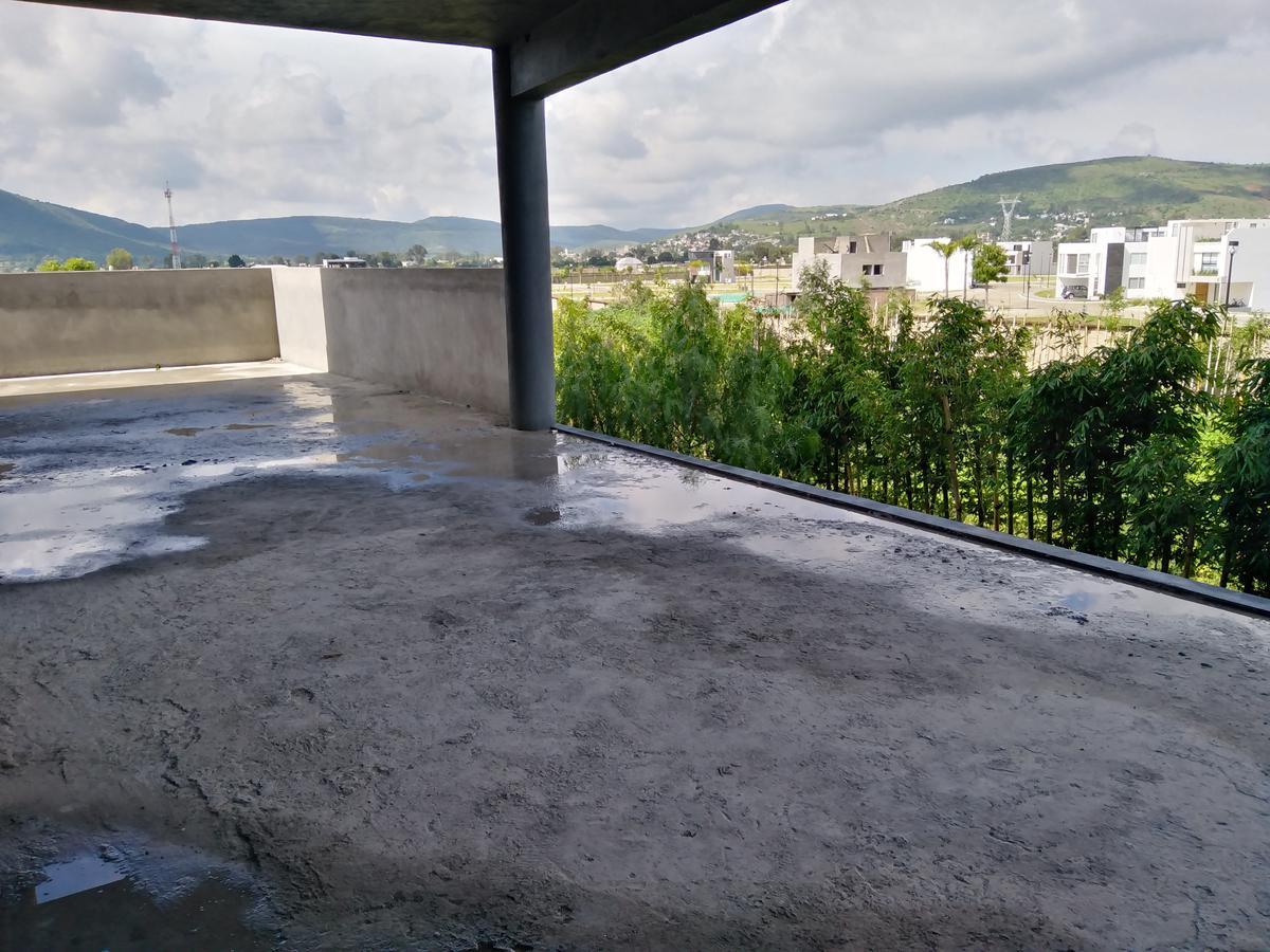Foto Departamento en Venta en  Fraccionamiento Lomas de  Angelópolis,  San Andrés Cholula  Departamento en Venta en Lomas de Angelopolis /  Cascata Vista a los volcanes 3 recamaras con Jardin $3,555,000