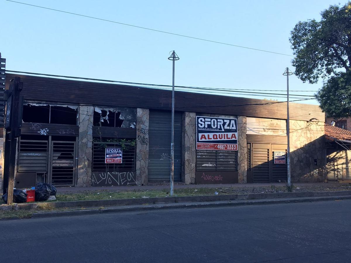 Foto Local en Alquiler en  San Miguel ,  G.B.A. Zona Norte  TRIBULATO al 200