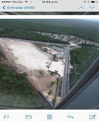 Foto Terreno en Venta en  ABC,  Cancún  huayacan y carretera merida