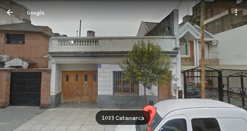 Foto Terreno en Venta en  Balvanera ,  Capital Federal  Catamarca al 1000