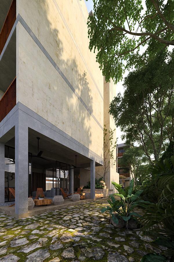 Foto Departamento en Venta en  Santa Gertrudis Copo,  Mérida  Studios By Helia (MOD.STUDIO 3).