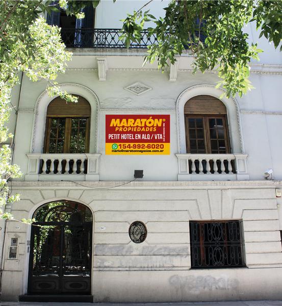 Foto Hotel en Venta en  Recoleta ,  Capital Federal  Paraguay al 1500