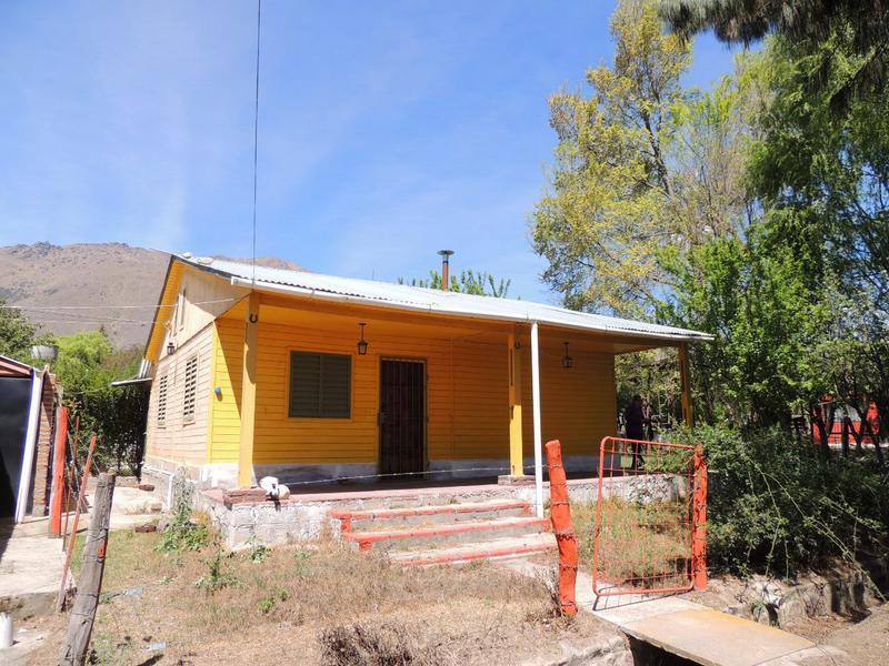 Foto Casa en Venta en  Tafi Del Valle ,  Tucumán  3 Dorm Escritura Lote 249m2