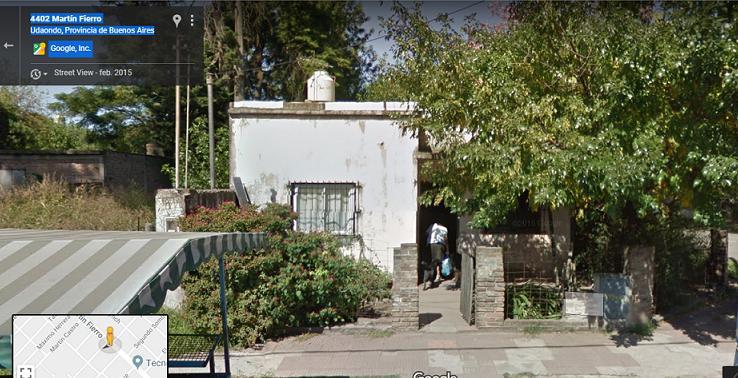 Foto Casa en Venta en  Barrio Parque Leloir,  Ituzaingo  MARTIN FIERRO al 4400