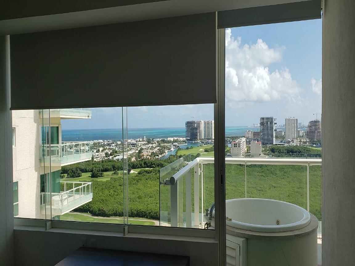 Foto Departamento en Venta en  Cancún,  Benito Juárez  Departamento en venta Cancun Towers