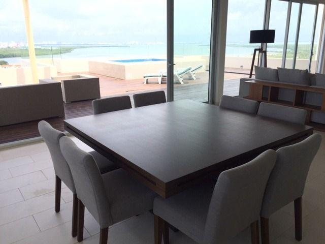 Foto Departamento en Venta en  El Table,  Cancún  Pent House en RENTA y VENTA - El Table Condominio ALISIO
