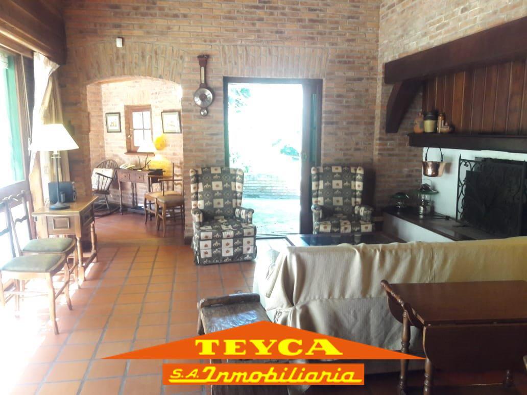 Foto Casa en Alquiler temporario en  Pinamar Norte,  Pinamar  Cul de Sac Odisea 3341 e/ Nautilus y F. Victoria