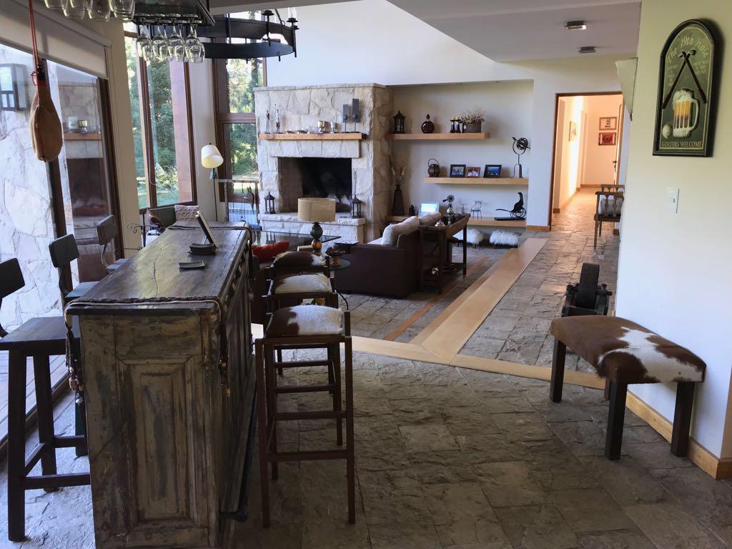 Foto Casa en Alquiler temporario en  Arelauquen,  Bariloche  Sector Golf
