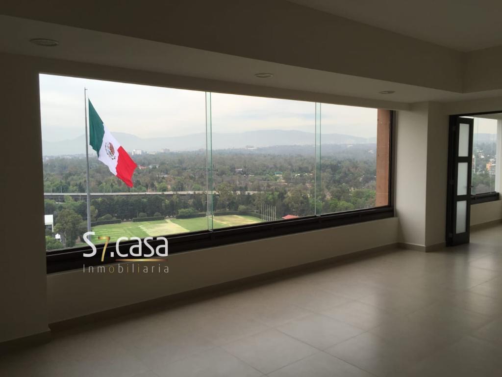 Foto Departamento en Renta en  Polanco,  Miguel Hidalgo  Campos Eliseos al 200