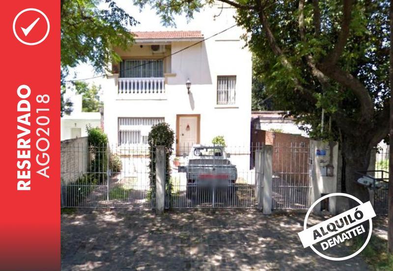 Foto Casa en Alquiler en  Moreno,  Moreno  Reservado - Dardo Rocha al 2600 - Duplex Nº 2 - Moreno - Lado sur
