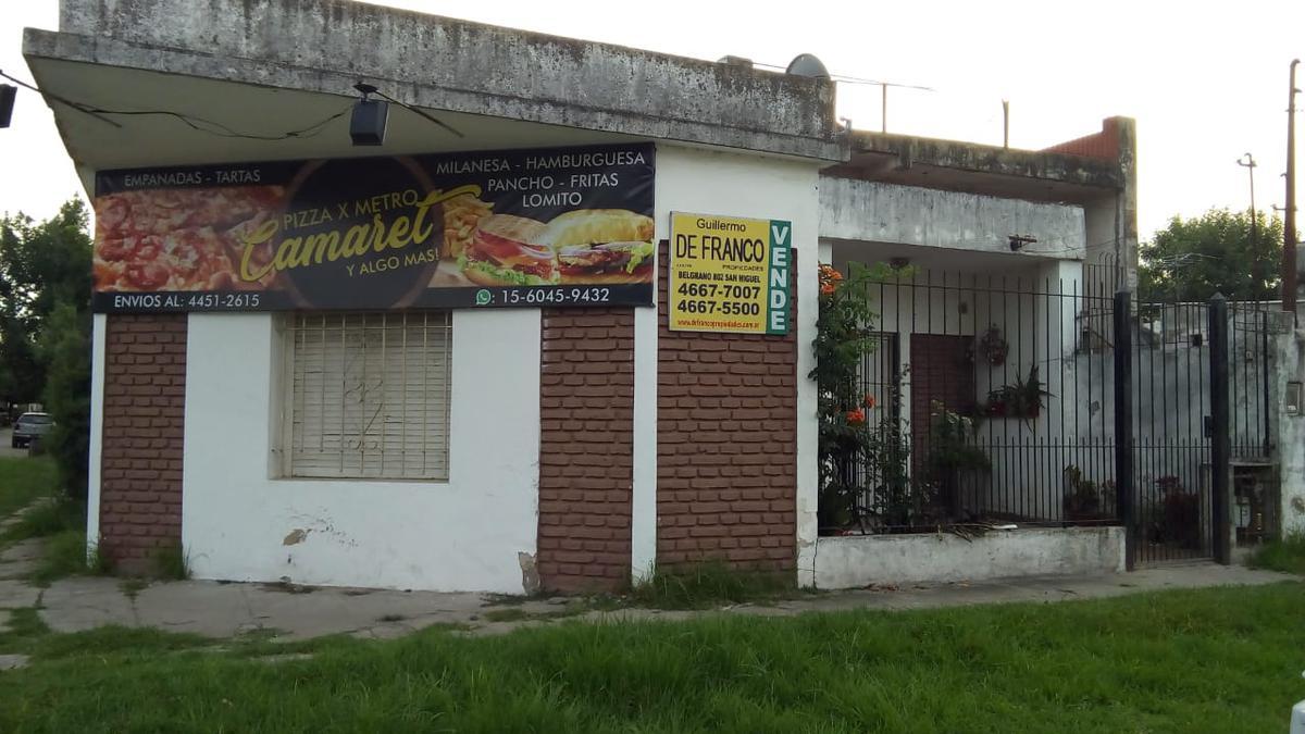 Foto Casa en Venta en  San Miguel ,  G.B.A. Zona Norte  Dorrego 2405