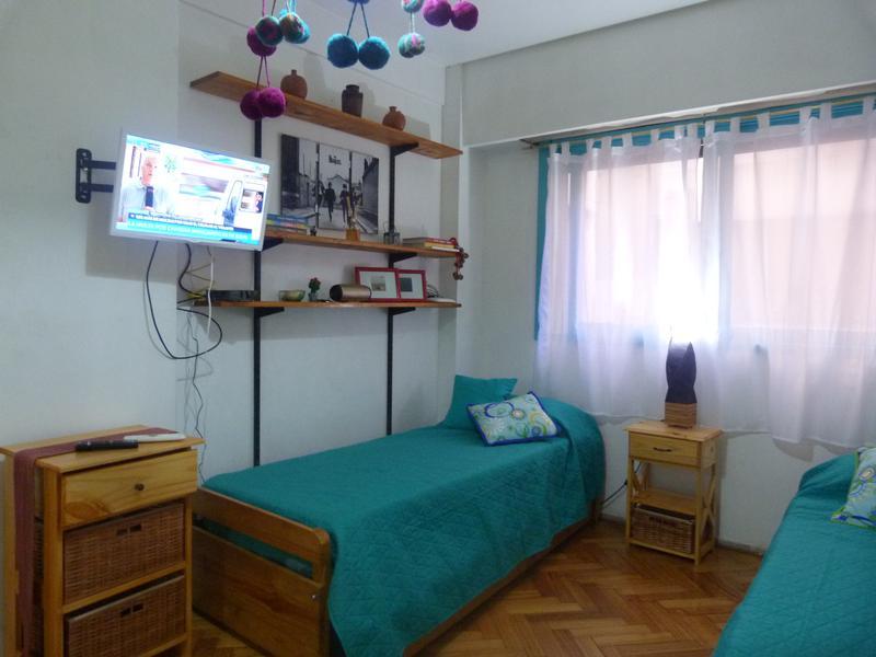 Foto Departamento en Alquiler temporario en  Recoleta ,  Capital Federal  Beruti al 2800