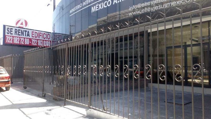 Foto Edificio Comercial en Renta |  en  San Salvador Tizatlalli,  Metepec  EDIFICO EN RENTA, METEPEC