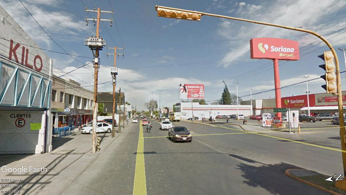 Foto Oficina en Renta en  Tlaxcala,  San Luis Potosí  AV DE LA PAZ