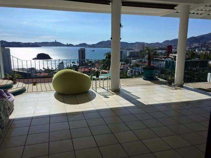 Foto Casa en Venta | Renta temporal en  Acapulco de Juárez ,  Guerrero  Casa en  venta y renta por dia en Acapulco Condesa