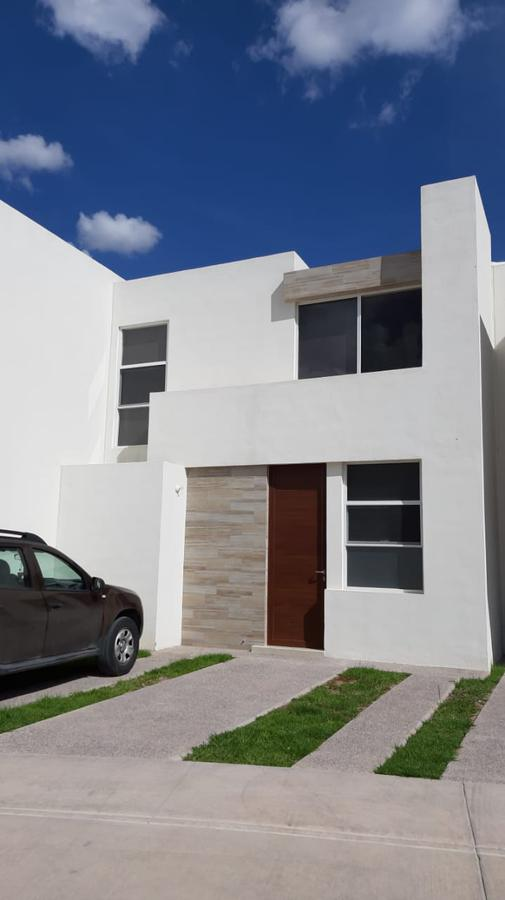 Foto Casa en Renta en  Villa de Pozos,  San Luis Potosí  Paseo del Cedral 211, Puerta Natura, San Luis Potosí, S.L.P.