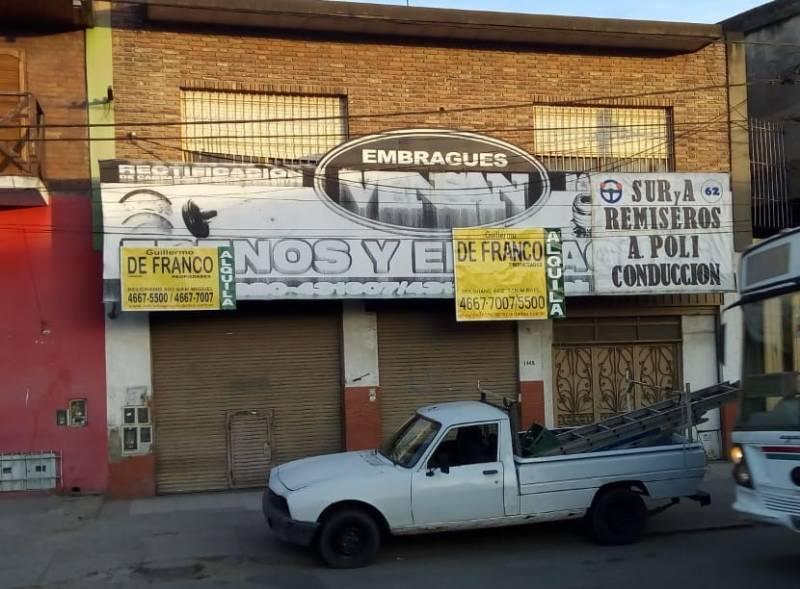 Foto Local en Alquiler en  Jose Clemente Paz,  Jose Clemente Paz  Hipolito Yrigoyen  1065