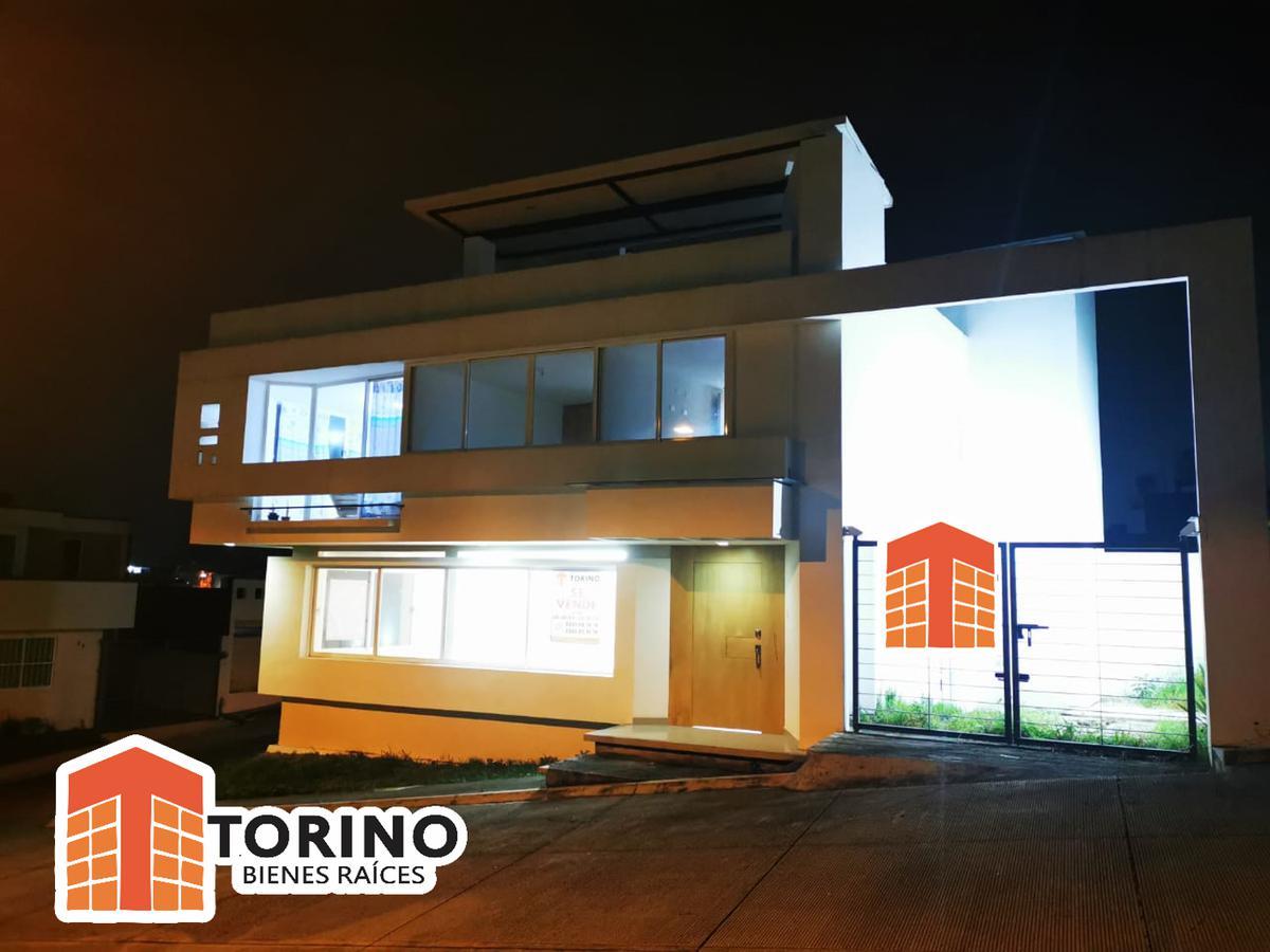 Foto Casa en Venta | Renta en  La Morada del Quetzal,  Xalapa  AMPLIA CASA EN VENTA CON BUENOS ACABADOS EN FRACC. EL QUETZAL