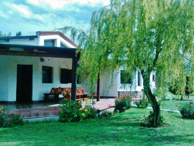 Foto Casa en Alquiler temporario en  Tafi Del Valle ,  Tucumán  ALQUILER TEMPORARIO LA BANDA 3 DORM. GALERIA ASADOR