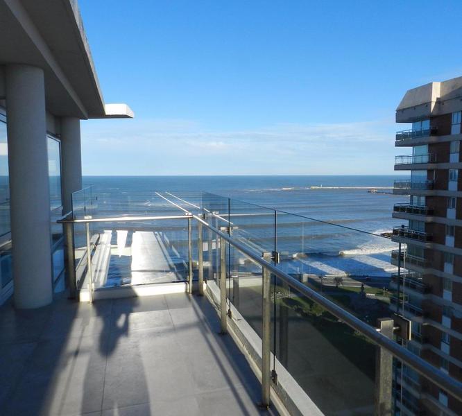 Foto Departamento en Venta | Alquiler en  Playa Grande,  Mar Del Plata  Alvarado 41