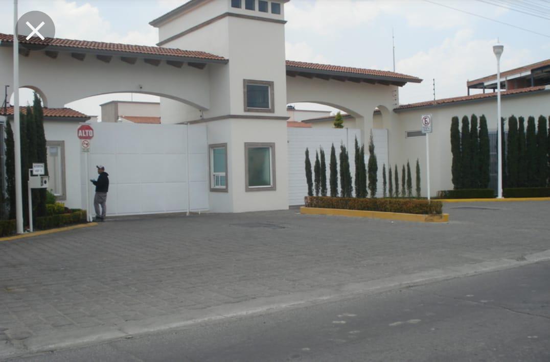 Foto Casa en condominio en Renta en  Fraccionamiento La Asunción,  Metepec  Casa en venta o Renta en La Asunción Metepec