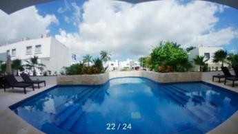 Foto Departamento en Renta en  Benito Juárez ,  Quintana Roo  RENTA DEPARTAMENTO PALMARIS EDIFICIO BANGALÚ