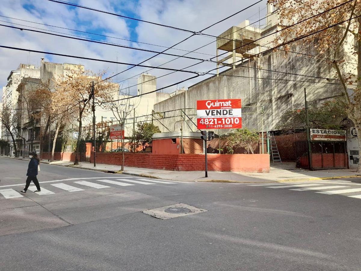 Foto Terreno en Venta en  Once ,  Capital Federal  Hipolito Yrigoyen  al 2900
