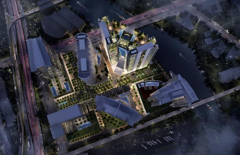 Foto Departamento en Venta en  Brickell,  Miami-dade  DEPARTAMENTO EN VENTA ONE RIVER POINT MIAMI FLORIDA