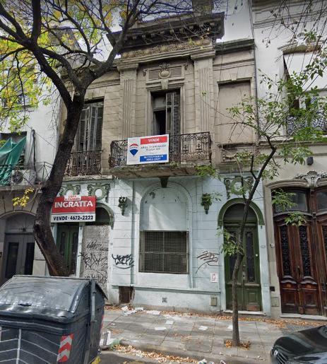 Foto Terreno en Venta en  Constitución ,  Capital Federal  LUIS SAENZ PEÑA 970