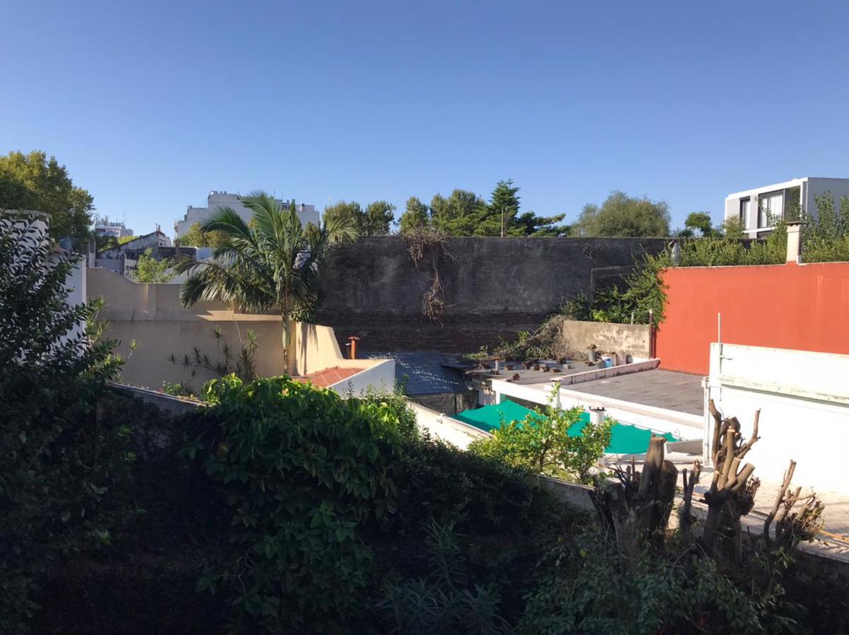 Foto Terreno en Venta en  Colegiales ,  Capital Federal  Enrique Martinez al 1000