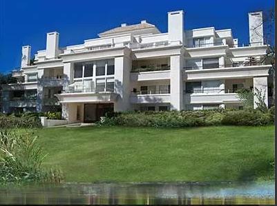 Foto Apartamento en Alquiler temporario en  Solanas,  Punta Ballena  Solanas. Completo! Con patio. Green Park