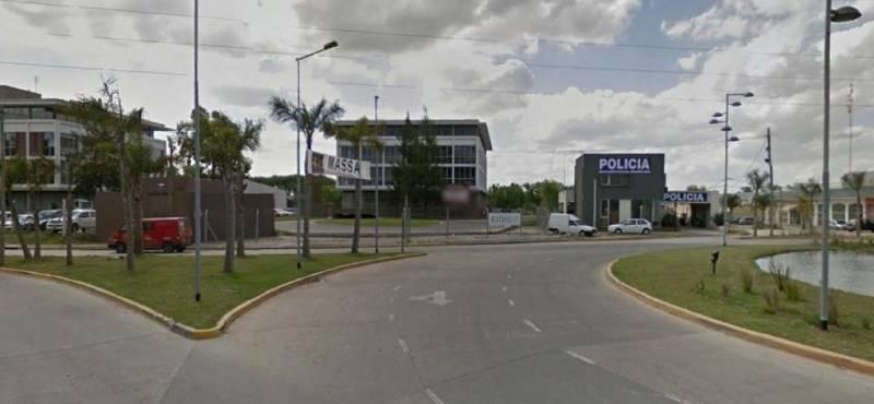 Foto Oficina en Venta en  Villanueva,  Countries/B.Cerrado  Oficina sobre la Ruta 27. Villa Nueva