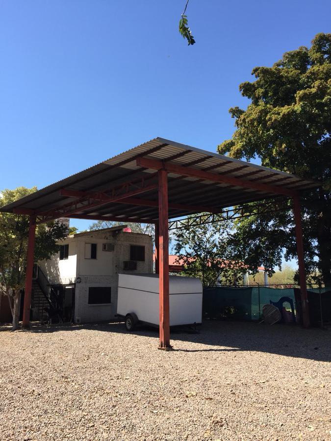 Foto Terreno en Venta en  Pueblo El Diez,  Culiacán  TERRENO IDEAL PARA YARDA, TALLER PARA CAMIONES, TRAILERS, BODEGA