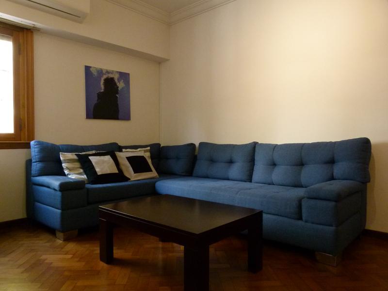 Foto Departamento en Alquiler temporario en  Nuñez ,  Capital Federal  Moldes al 3400