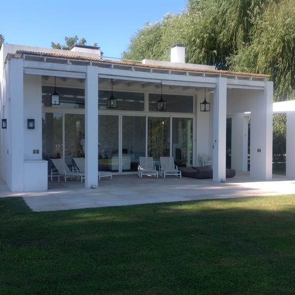 Foto Casa en Venta en  Isla Santa Monica,  Countries/B.Cerrado  Isla Santa Mónica - (Lote 79)
