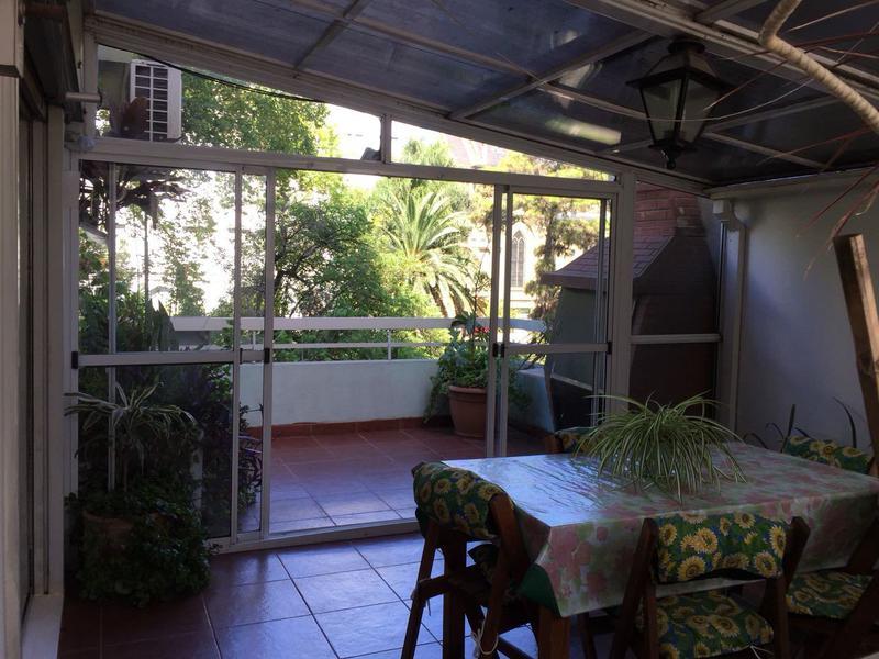 Foto Departamento en Venta | Alquiler temporario en  Las Cañitas,  Palermo  Luis Maria Campos  al 800 entre Jorge Newbery y Volta