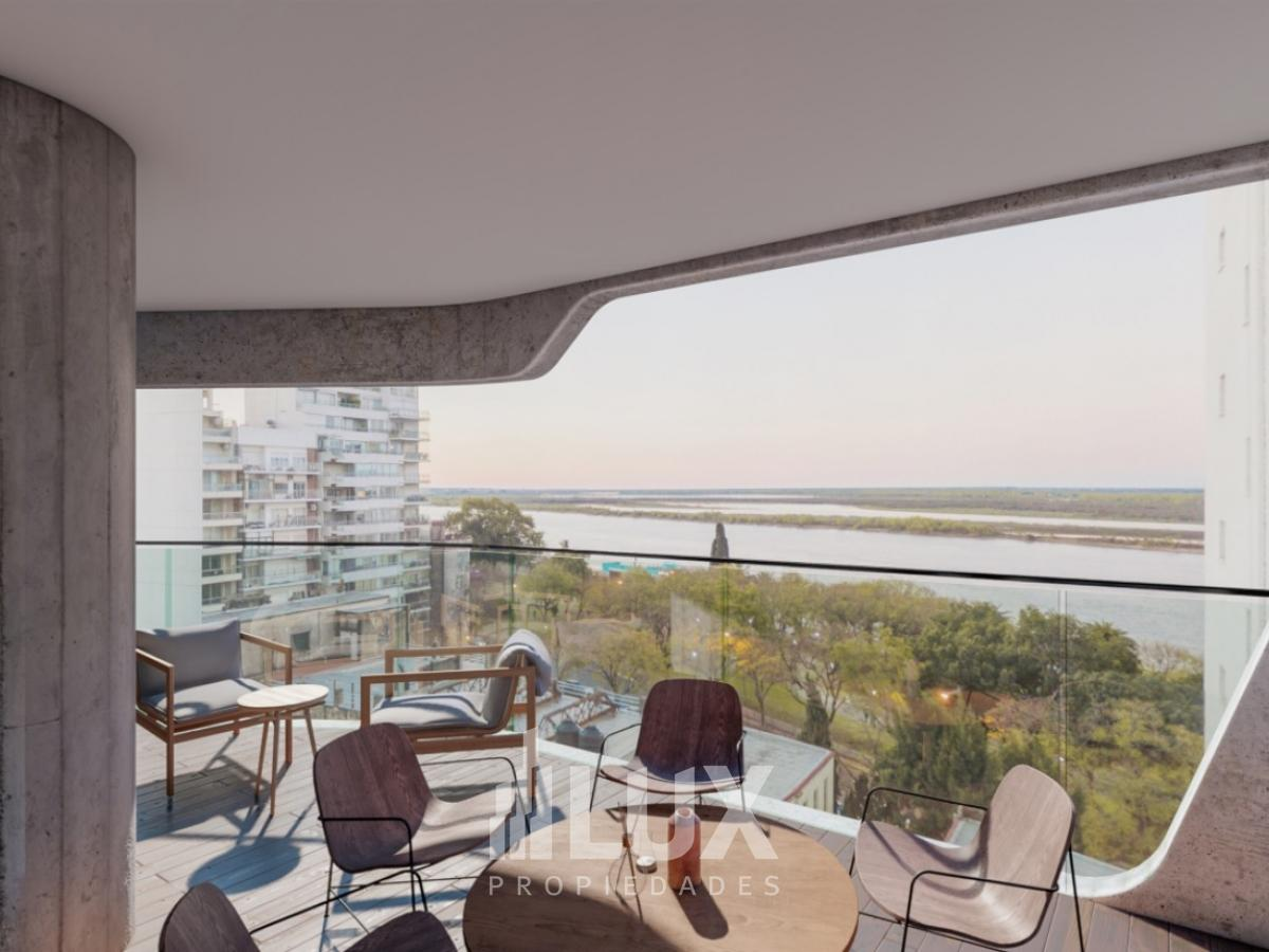 Departamento en venta Semipiso, en construcción, premium, 3 dormitorios. - Parque España