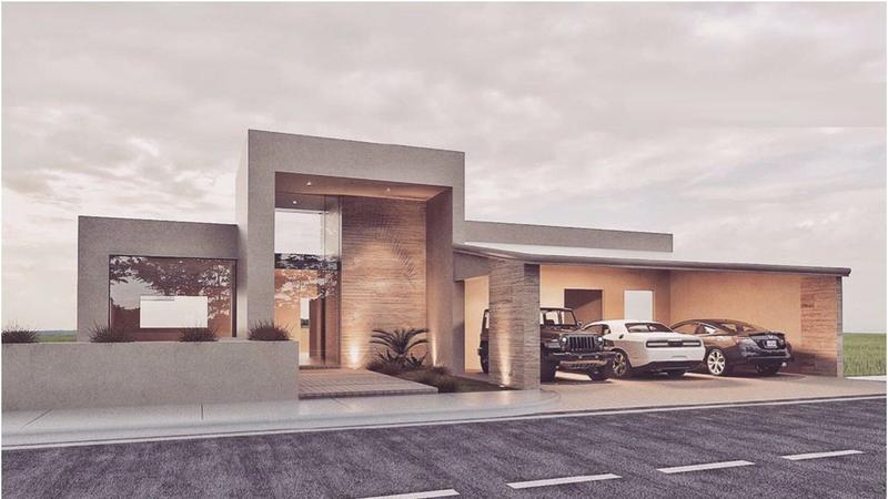 Foto Casa en Venta en  Carolco,  Monterrey  CASA PROYECTO EN VENTA  CAROLCO CARRETERA NACIONAL MONTERREY N L $16,700,000