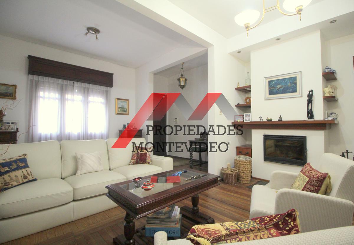 Foto Casa en Venta en  Punta Carretas ,  Montevideo  Punta Carretas, Coronel Mora al 400
