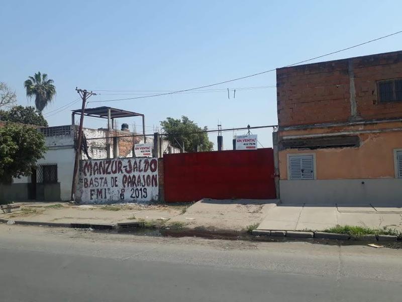 Foto Terreno en Venta en  San Miguel De Tucumán,  Capital  Av. Juan B Justo al 1600
