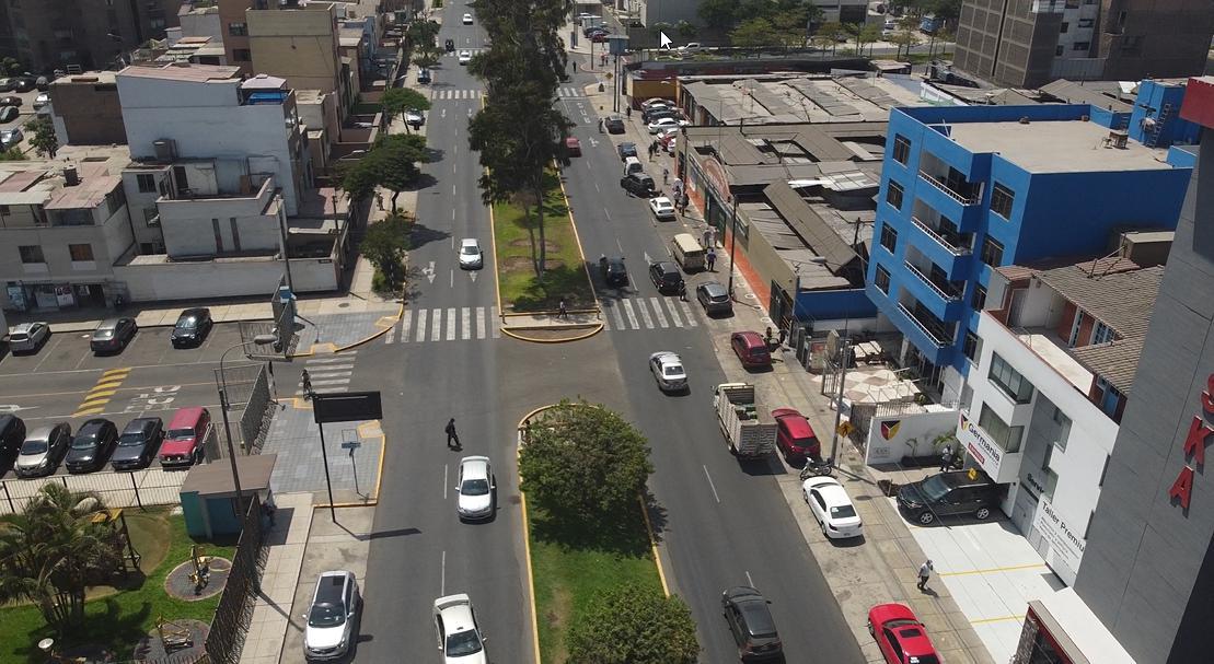 Foto Local en Alquiler en  SAN BORJA,  San Borja  Av. San Luis 1873 - San Borja