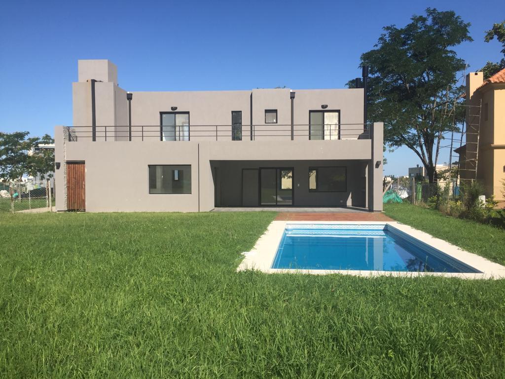 Foto Casa en Venta en  San Matias,  Countries/B.Cerrado (Escobar)   Venta casa 4 amb con piscina. San Matias. Escobar
