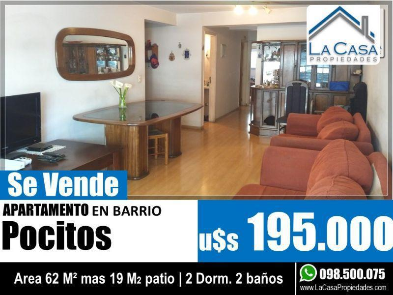 Foto Apartamento en Venta en  Pocitos ,  Montevideo  AV.BRASIL 100