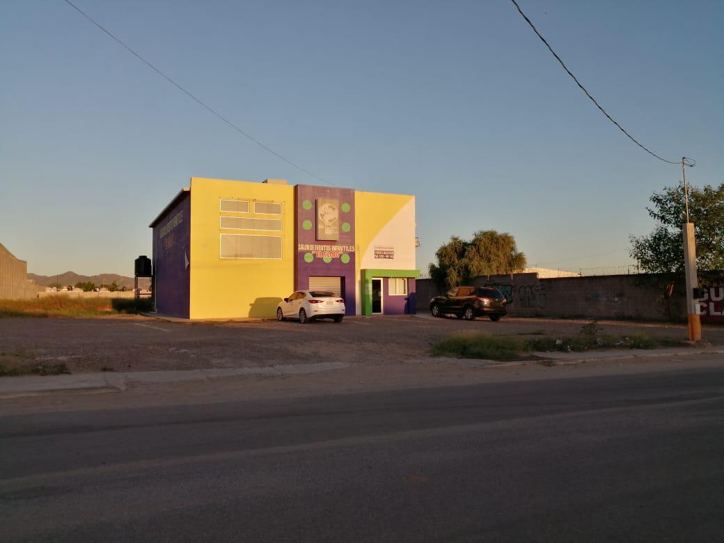 Foto Local en Venta en  Fraccionamiento Oasis Lantana,  Hermosillo     PROPIEDAD COMERCIAL  EN OASIS LANTANA AL NORPONIENTE DE HERMOSILLO SONORA