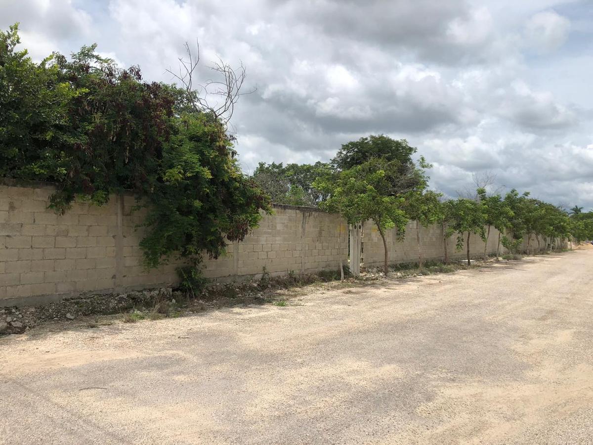 Foto Terreno en Venta en  Pueblo Dzitya,  Mérida  Oportunidad. Venta de terrenos en el norte de Mérida, cercano a las vías y amenidades.