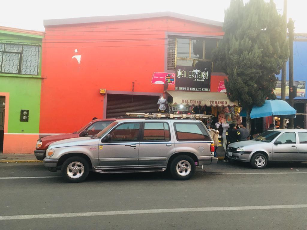 Foto Local en Renta en  Centro,  Tenango del Valle  Hidalgo